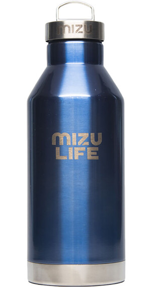 MIZU V6 Insulated Bottle 600 ml Blue Steel